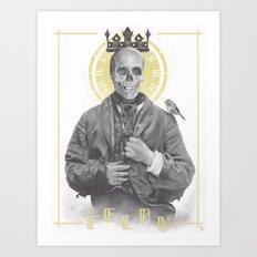 Felon's Wage ≠ Felon's Gift Art Print
