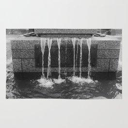 Fountain Water Rug