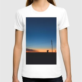 Outback sunset T-shirt