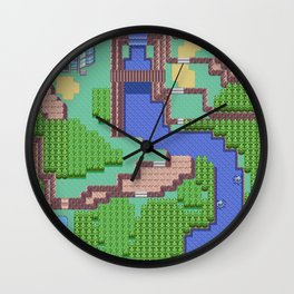 Gamers Have Hearts - Catch Wall Clock