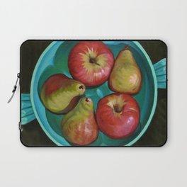 Apple Bowl Laptop Sleeve