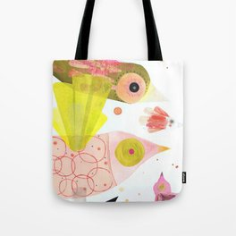 birds and more birds... Tote Bag