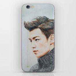 T.O.P iPhone Skin