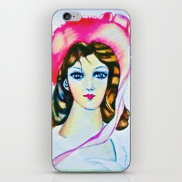 Pinkie remix iPhone Skin