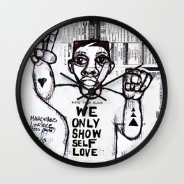 2013 Taught you how to be you  Wall Clock