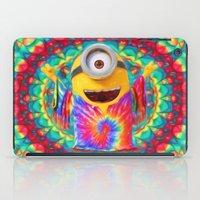 minion iPad Cases featuring Minion by DisPrints