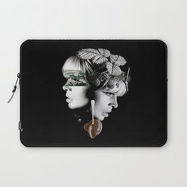 """the word """"don't worry"""" just makes me worry.. Laptop Sleeve"""