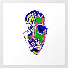 Alm Art Print