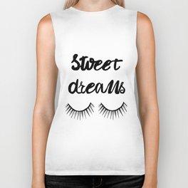 Sweet Dreams Biker Tank