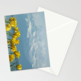 Montreux, Switzerland Stationery Cards