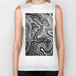 Abstract #1 - I - Silvered Biker Tank