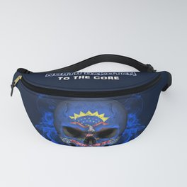To The Core Collection: North Dakota Fanny Pack