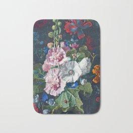 Summer Flowers III Bath Mat