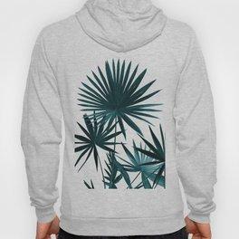 Fan Palm Leaves Jungle #1 #tropical #decor #art #society6 Hoody
