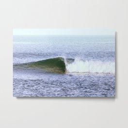 Lone Wave Metal Print
