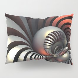 Twisted Pillow Sham