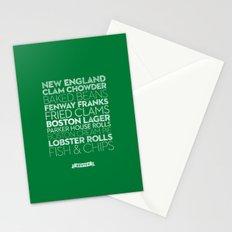 Boston — Delicious City Prints Stationery Cards
