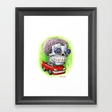 Klextorr Framed Art Print