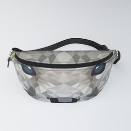 Baby wolf color blocking Fanny Pack