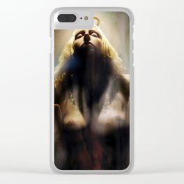 Paradigma Clear iPhone Case