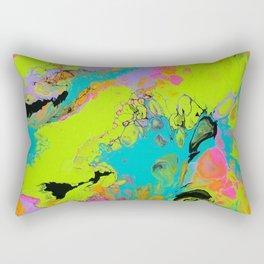 Totally Radical Rectangular Pillow