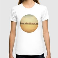 denmark T-shirts featuring Travelling Memories: Pure Nature (Denmark) by JTE Photography