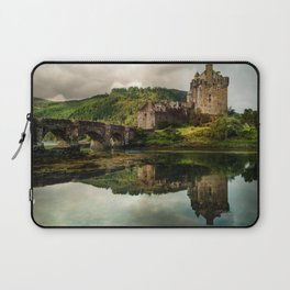 Landscape with an old castle Laptop Sleeve