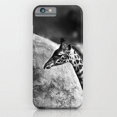 Whiteout - Giraffe Slim Case iPhone 6