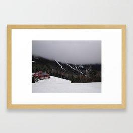 VT Framed Art Print