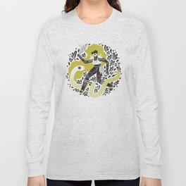 The Serpent Knight Long Sleeve T-shirt