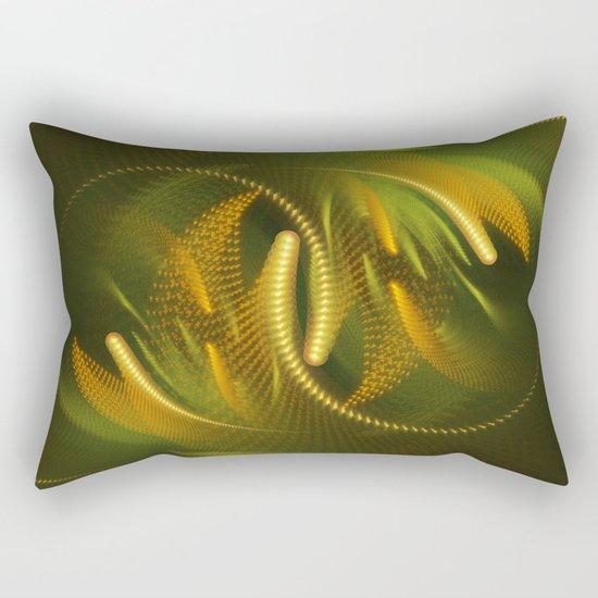Random Thoughts Rectangular Pillow