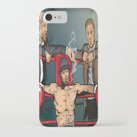 snatch iPhone & iPod Cases featuring SNATCH  by Juan Pablo Fertitta