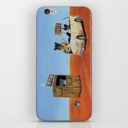 The Outback ATM iPhone Skin