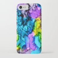 mermaids iPhone & iPod Cases featuring Mermaids by Claire Day