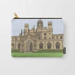 Cambridge struggles: St Johns Carry-All Pouch