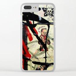 Gregorio Clear iPhone Case