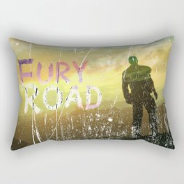 Fury Road Apocalypse Rectangular Pillow