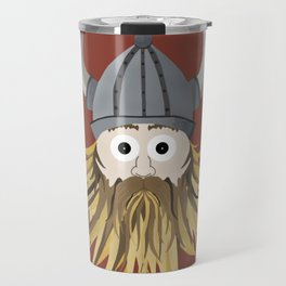 Harold the Viking Travel Mug