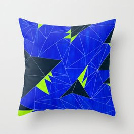 FTR6 Throw Pillow