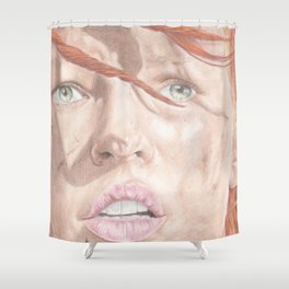 The Fifth Element Shower Curtain