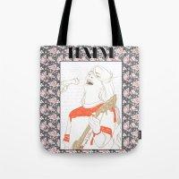 haim Tote Bags featuring Danielle Haim by chazstity