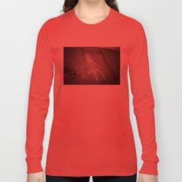 San Francisco Street Art Long Sleeve T-shirt