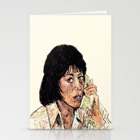 nashville Stationery Cards featuring Nashville by AdrockHoward