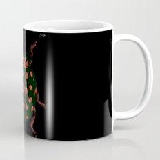 Insecte rouge et noir colors fashion Jacob's Paris Mug