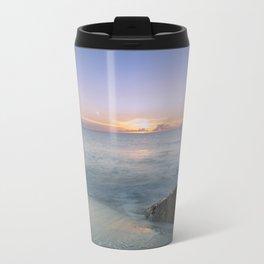 A Calm Sea Travel Mug