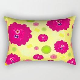 Germs Rectangular Pillow