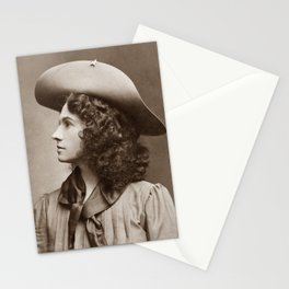 Annie Oakley - Little Sure Shot Stationery Cards