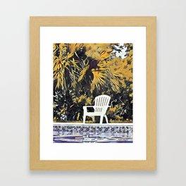 A Little Peace Framed Art Print