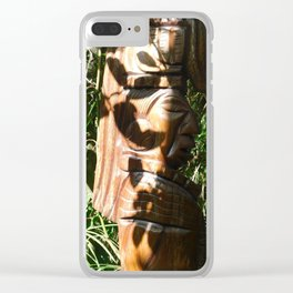 Mopan Maya Clear iPhone Case