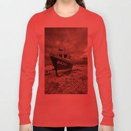 Dark Dungeness Long Sleeve T-shirt